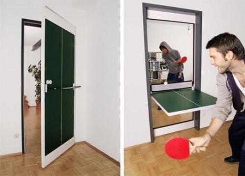 Puerta Ping Pong