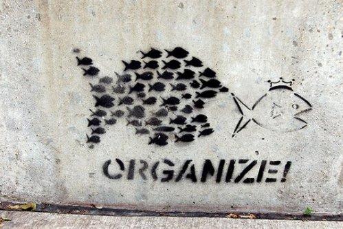 El poder de la organización