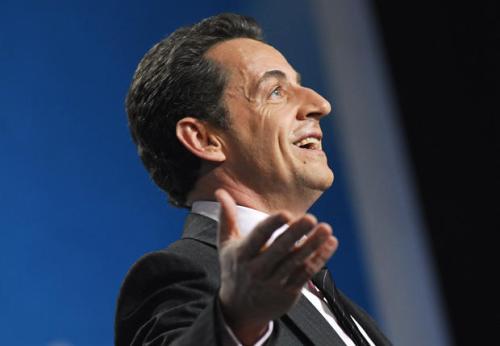 Nicolas Sarkozy Presidente de Francia